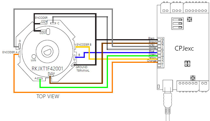 encoder wiring schematic schematics wiring diagrams u2022 rh hokispokisrecords com